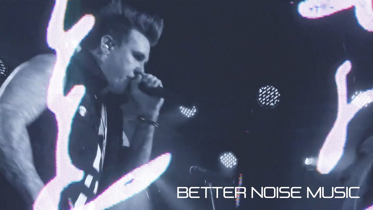 Papa Roach - Broken As Me feat. Danny Worsnop (LIVE)