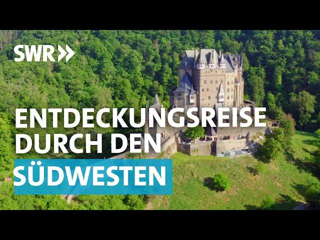 Das sagenhafte Land - eine Sommerreise (2/2) | SWR Geschichte & Entdeckungen