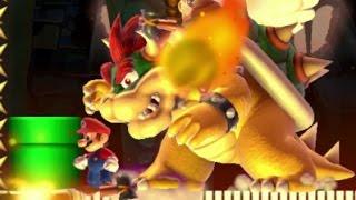 Super Mario Maker - Super Expert 100 Mario Challenge #12