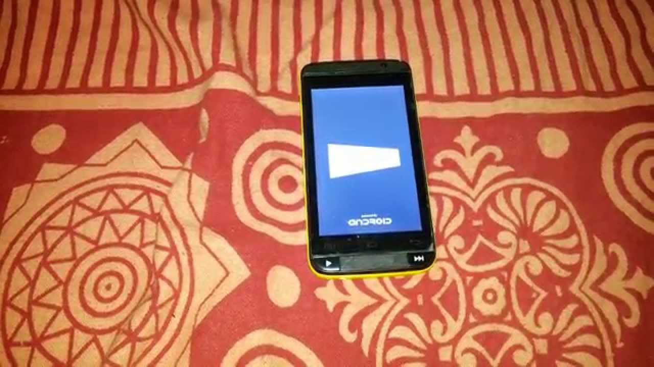 Resetting Videos - MICROMAX Bolt A082 - HardReset info