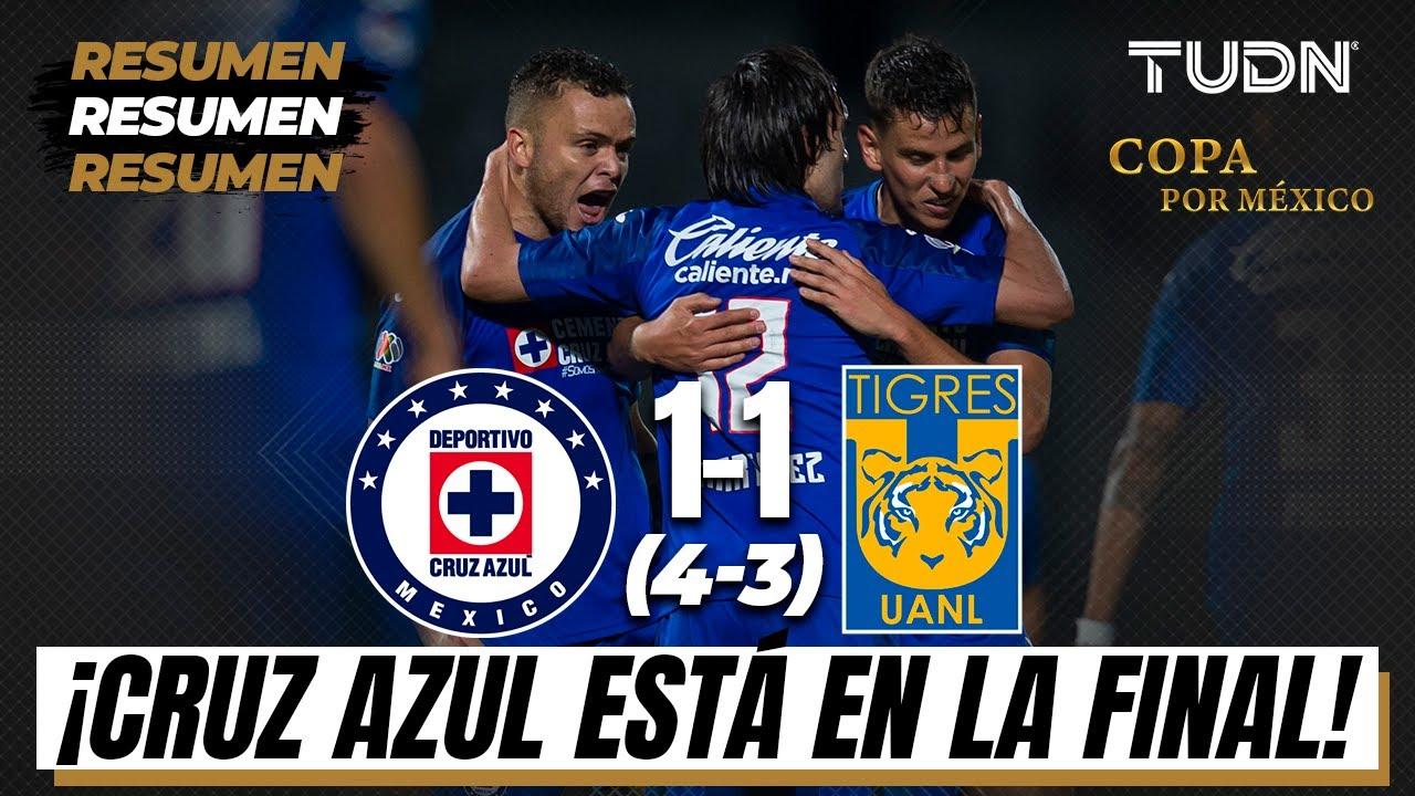 Cruz Azul se corona en la Copa por Mxico con polmico penal ...