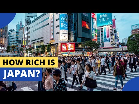 How Rich is Japan?