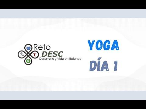 Yoga   Día 1