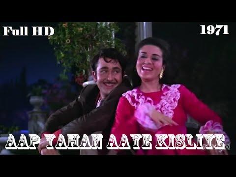 Aap Yahan Aaye Kisliye | Best Romantic Whatsapp Status | Randhir Kapoor | Old Is Gold