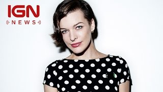 Resident Evil: The Final Chapter: Behold Milla Jovovich as Elderly Alice - IGN News