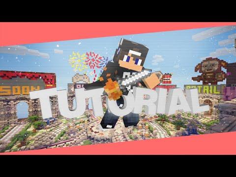 Minecraft- ★Cum sa faci un lansator de artificii ★【Tutorial】