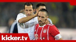 Strafe für Ribery: Salihamidzics komplettes Statement | kicker.tv