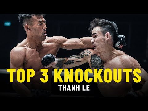 Thanh Le's Top 3 KNOCKOUTS