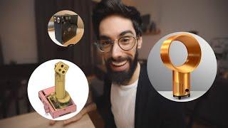 IMPRESSION 3D: Des petits projets À NE PAS MANQUER ! (Actu 3D #EP4)