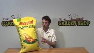 12.5Kg Lawn Seed
