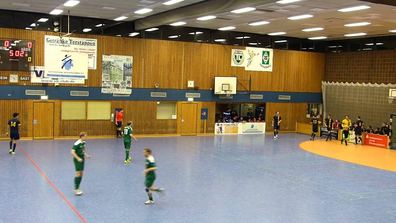 Hallen-Stadtmeisterschaft Mönchengladbach 3.1.15 Finale Viktoria ...