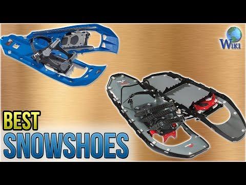 8 Best Snowshoes 2018