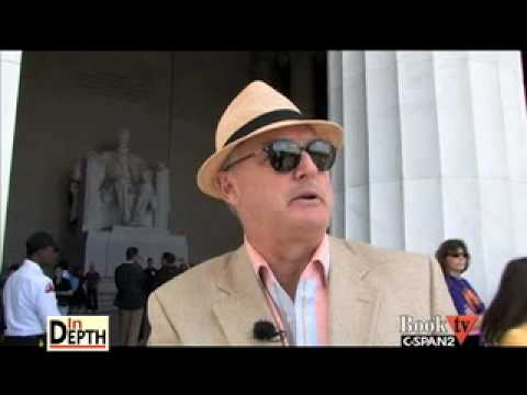 Book TV: Christopher Buckley: Tour of Washington, DC