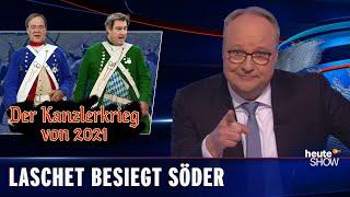 Armin Laschet – Sieger im Kanzlerkandidatenkrieg von 2021