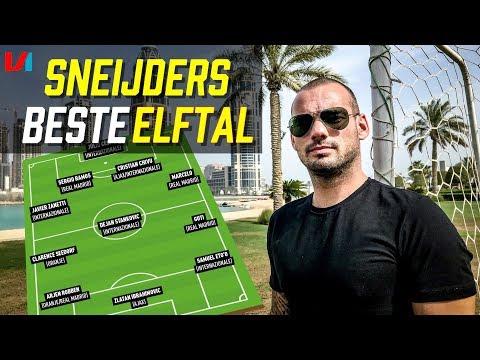 Sneijders Beste Elftal: 'Sergio Ramos Heeft Mij een Half Uur Getroost na WK-Finale'