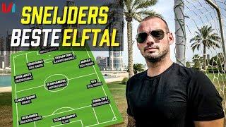 """Sneijders Beste Elftal: """"Sergio Ramos Heeft Mij een Half Uur Getroost na WK-Finale"""""""