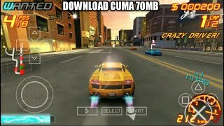 Cara Download Game Asphalt Urban GT 2 PPSSPP Android
