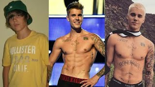 Justin bieber ~Transformation 1 - 25 years old