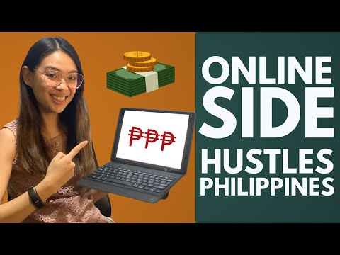 BEST ONLINE SIDE HUSTLES IN THE PHILIPPINES | Earn money online and work from home 2021