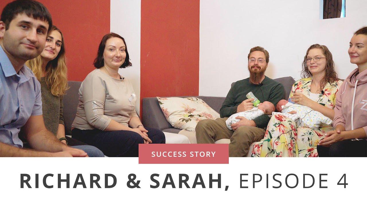 Perfect Surrogacy Review - Richard & Sarah (USA), Episode 4 - Success!