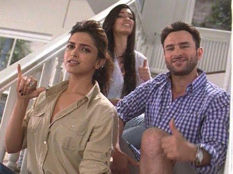Behind The Scenes (Cocktail) | Saif Ali Khan, Deepika Padukone & Diana Penty