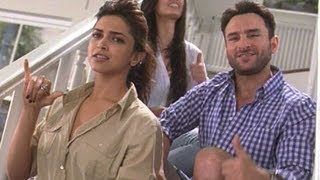 Behind The Scenes (Cocktail) | Saif Ali Khan, Deepika Padukone & Diana Penty