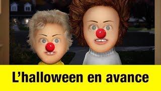 L' halloween en avance - Têtes à claques thumbnail