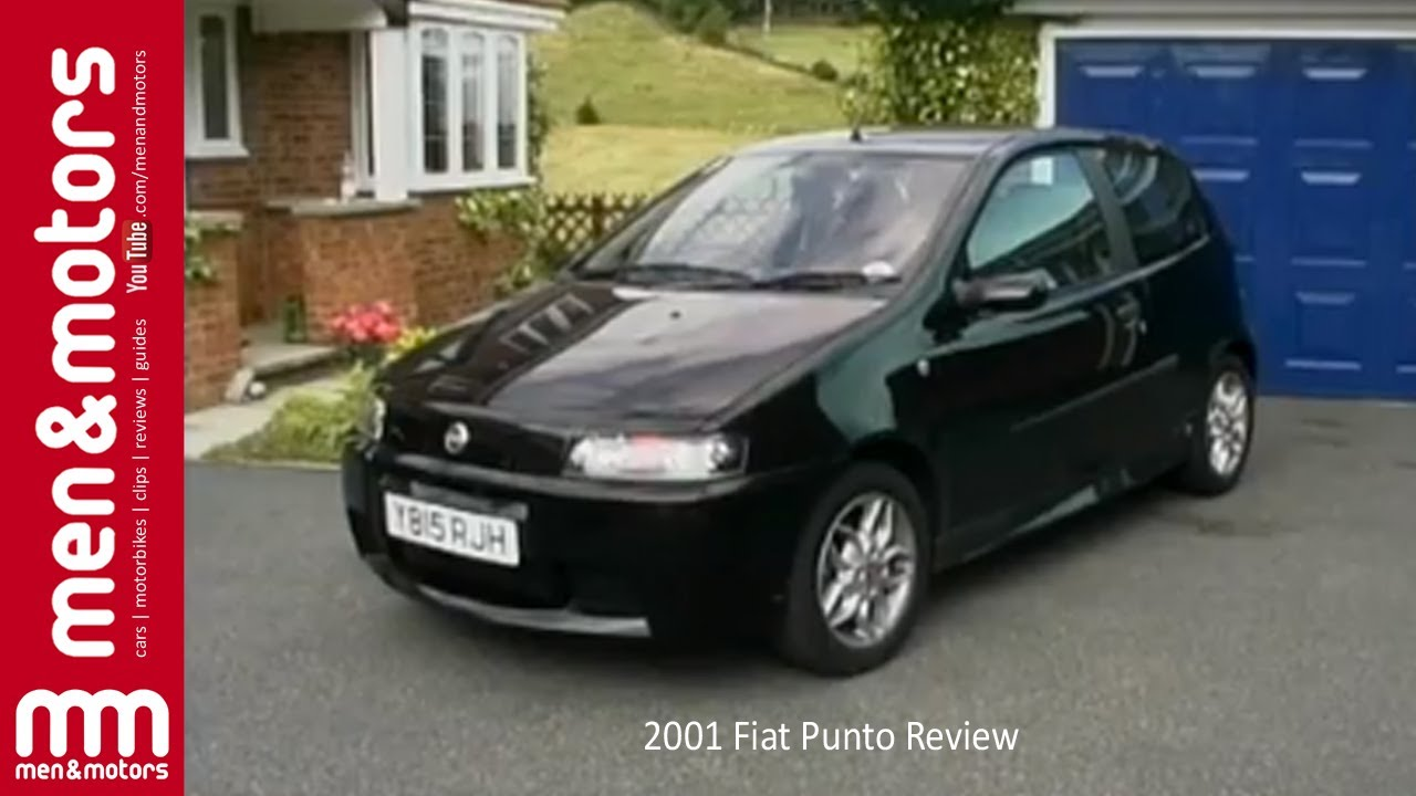 2001 fiat punto review youtube. Black Bedroom Furniture Sets. Home Design Ideas