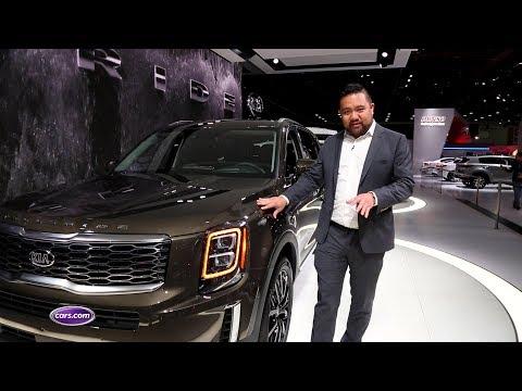 2020 Kia Telluride: First Look — Cars.com