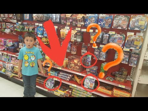 Searching and Finding SUPER HIDDEN MYSTERY POKEMON CARDS at 2 Target Stores! ULTIMATE COLLECTION 4!