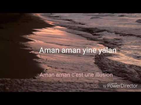 Ferah Zeydan Yanlışız Senle traduction en français