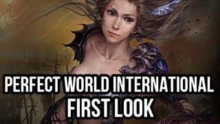 Perfect World International (Free MMORPG): Watcha Playin