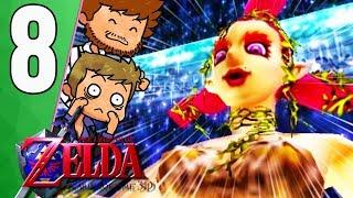 LA FÉE À LA POITRINE POINTUE 🧚♀️ | Zelda Ocarina of Time Ep.8
