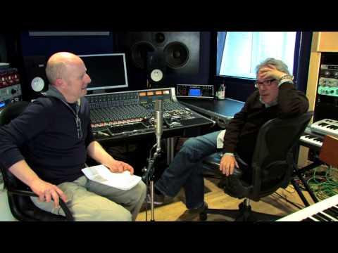 The Trevor Horn Interview at SARM Studios - Part Two