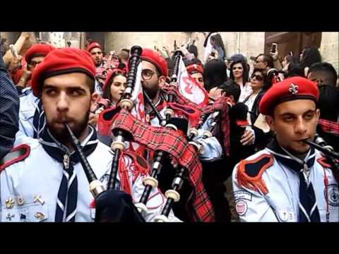 Easter Celebrations 2017 Arab Orthodox Scout Jerusalem