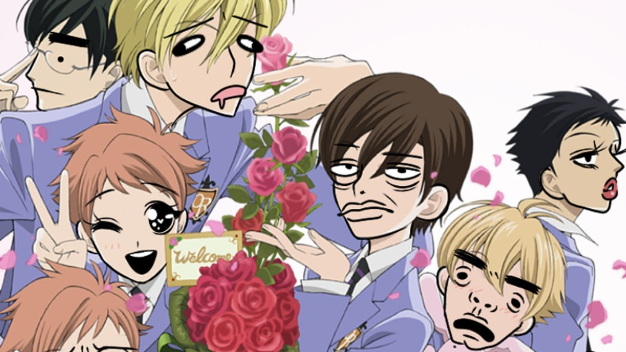 Ouran High School Host Club English Dub Bloopers (Illustrated)