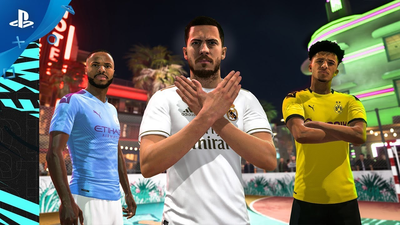 FIFA 20 – Offizieller Volta-Gameplay-Trailer | PS4