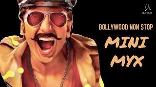 Non Stop Bollywood Remix   Bollywood Mini Myx   DJ AJiNKYA