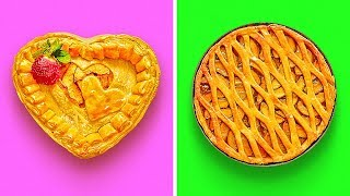 15 BEAUTIFUL PIES AND PASTRY RECIPES