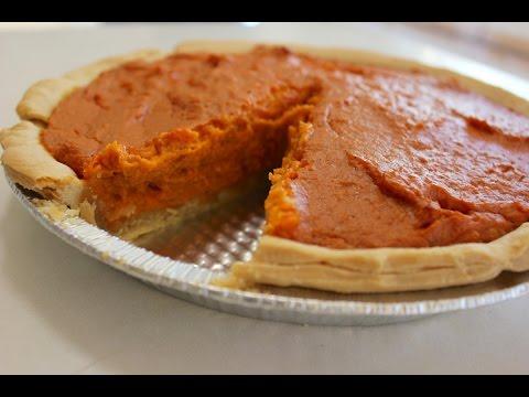 Easy Sweet Potato Pie Recipe: How To Make Homemade Sweet Potato Pie