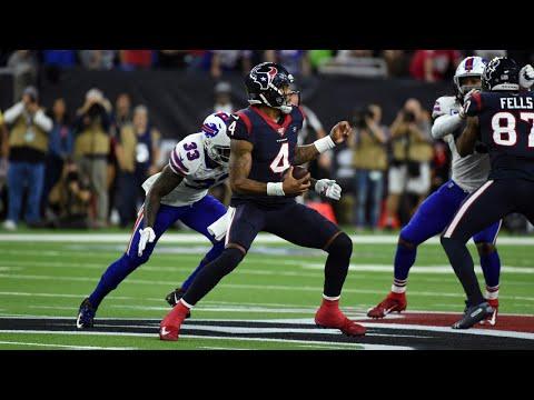 Deshaun Watson Avoiding Sacks Compilation   NFL ᴴᴰ