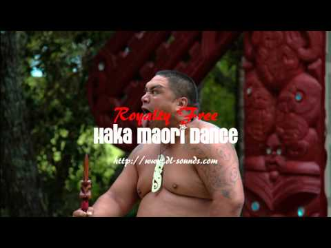 Haka Maori Dance | Royalty Free