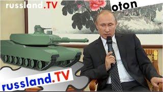 Putin zum türkischen Angriff auf russischen Piloten über Syrien