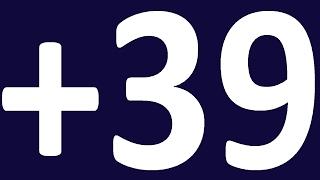 ПОЛНЫЙ УРОК 39 - ПРАКТИКА и УПРАЖНЕНИЯ. ГРАММАТИКА АНГЛИЙСКОГО ЯЗЫКА С НУЛЯ. АНГЛИЙСКИЙ ЯЗЫК. УРОКИ
