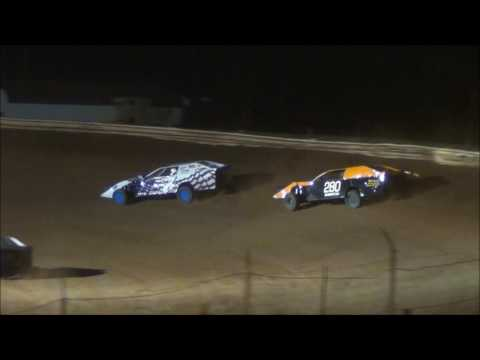 Midway Speedway $1,544 To Win Modified Feature 7-1-2016