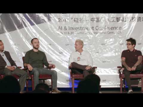 SVFF2017, Panel Discussion: Perspective on Artificial Intelligence