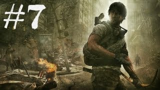 I Am Alive - Gameplay Walkthrough - Part 7 - Earthquake (Xbox 360/PS3) [HD]