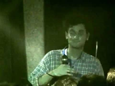 DINO DVORNIK 1989 disco club Hollywood Split