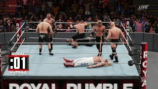 nL Live - WWE Royaliest of Rumbles Match! (30 Rumble Winners, 1 Rumble!)