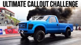 Ultimate Callout Challenge 2016 (Salt Lake City, Ut)
